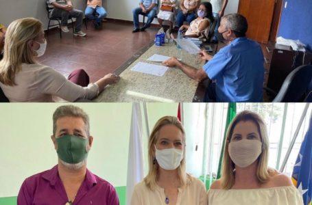 DE OLHO NO ENTORNO | Rejeitada nas urnas, Lêda Borges visita outras cidades goianas em busca de novos eleitores