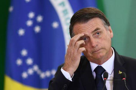 REFLEXOS DA FALTA DE GESTÃO | Pesquisa aponta que aprovação de Bolsonaro caiu para 27%