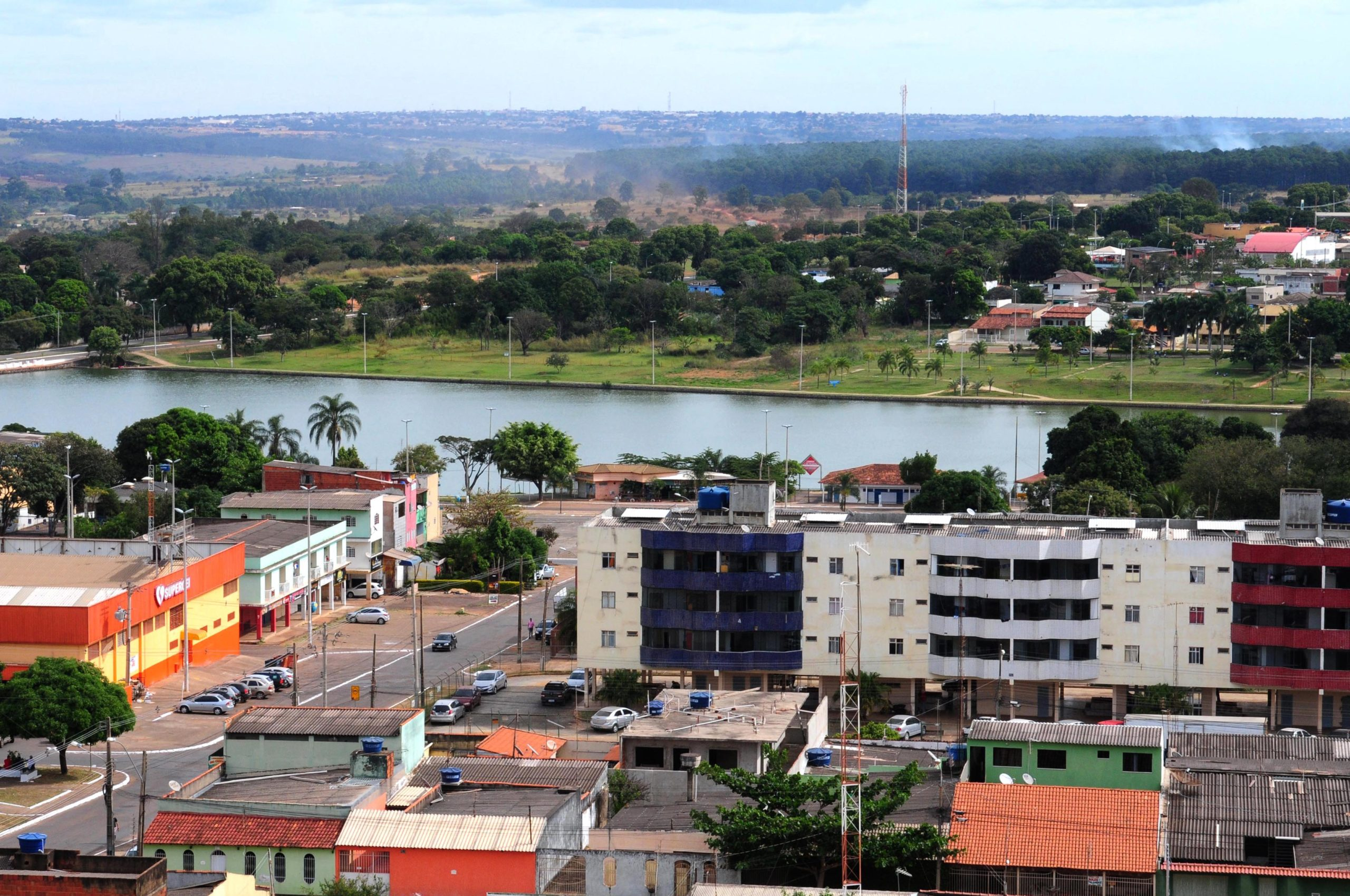 BRAZLÂNDIA SEM ÁGUA | Caesb interrompe fornecimento na terça (19), das 8h às 23h55