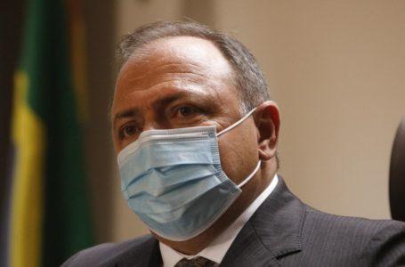 A CONTRAGOSTO DO CHEFE | Pazuello anuncia que estados começam a vacinar às 17h desta segunda (18) com a Coronavac