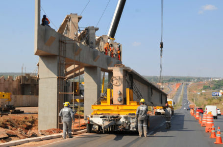 MOBILIDADE URBANA   Governo Ibaneis vai investir R$ 160 milhões para reformar 40 viadutos e construir mais quatro