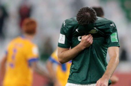 PALMEIRAS FORA DA FINAL | Time paulista cai para o Tigres-MEX por 1 a 0