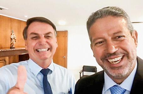 COM AS BENÇÃOS DO PLANALTO | Arthur Lira é eleito presidente da Câmara com 302 votos
