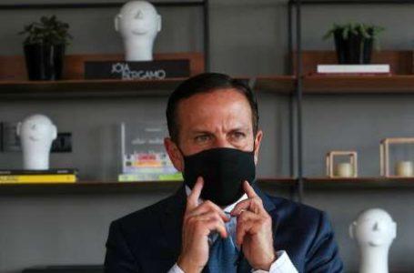PARA NÃO ATRAPALHAR EM 2022   Doria quer Aécio Neves fora do PSDB