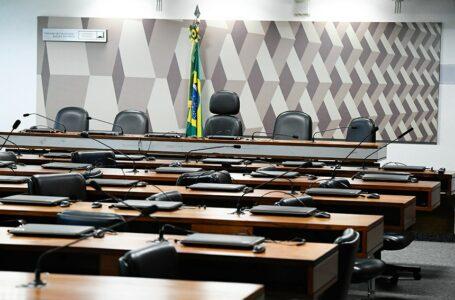 NO SENADO | Comissões escolhem presidentes nesta terça (23)