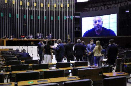 COM 364 VOTOS FAVORÁVEIS | Câmara mantém decisão do STF de prender deputado Daniel Silveira (PSL-RJ)