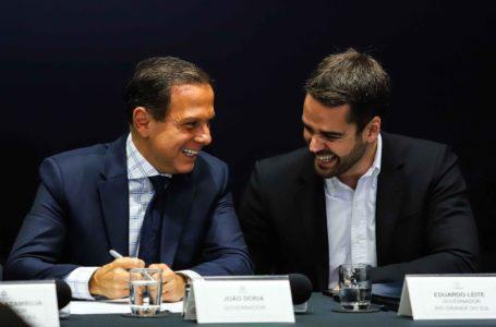 BICADAS NO NINHO TUCANO   Ala do PSDB preferem Eduardo Leite do que Doria em 2022
