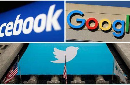 BRIGA DE GIGANTES   Facebook e Google travam batalha contra lei nos EUA que beneficia indústria da mídia