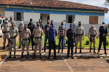 VALPARAÍSO DE GOIÁS | Servidores da Prefeitura, guardas municipais e PMs trabalham em conjunto para garantir cumprimento das medidas restritivas
