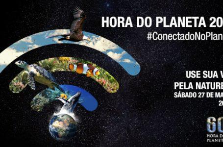 HORA DO PLANETA | Movimento pede que as pessoas apaguem as luzes as 20h30 neste sábado (27)