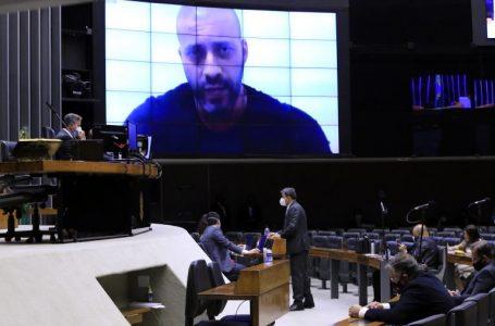 MAIS UM | Conselho de Ética da Câmara aprova abertura do terceiro processo contra Daniel Silveira