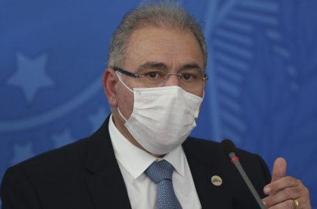 JÁ ERA HORA | Marcelo Queiroga diz a governadores que vai ampliar as ações de combate à Covid