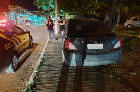 MAIS DE R$ 45 MIL EM DÍVIDAS | Detran-DF apreende veículo com 230 multas