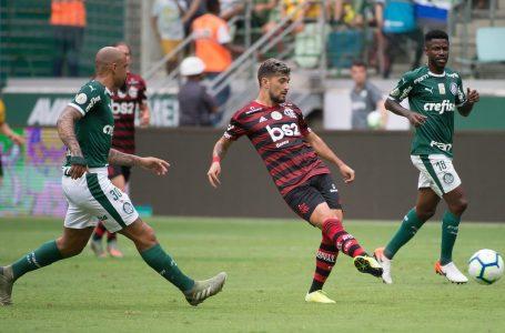BRASILEIRÃO 2021 | CBF divulga tabela com Flamengo e Palmeiras se enfrentando na 1ª rodada