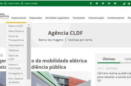MAIS INFORMAÇÕES E TRANSPARÊNCIA   Câmara Legislativa lança sua agência de notícias