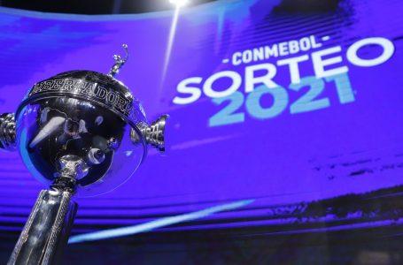 LIBERTADORES 2021 | Veja aqui a fase de grupos para os times brasileiros