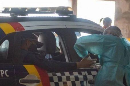 PRIMEIRA FASE | Mais de 2 mil profissionais da segurança serão imunizados contra a Covid-19