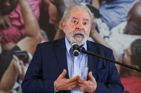 APÓS DECISÃO DO STF | Lula diz que pode ser candidato em 2022