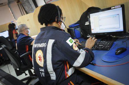 CHAMADAS FALSAS | Samu registra 6,3 mil trotes somente em 2021