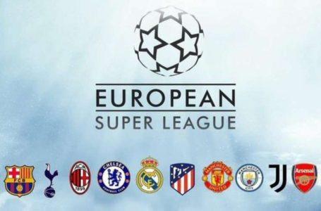 REPERCUSSÃO NEGATIVA | Clubes europeus devem anunciar fim da Superliga após posição da Fifa
