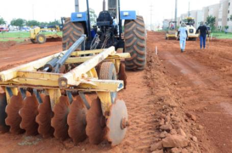 A TODO VAPOR | Obras do viaduto do Recanto das Emas avançam em ritmo acelerado