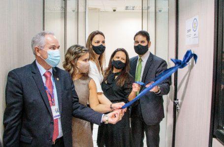 ENFRENTAMENTO À VIOLÊNCIA DOMÉSTICA   GDF inaugura novo espaço de acolhimento e monitoramento de vítimas