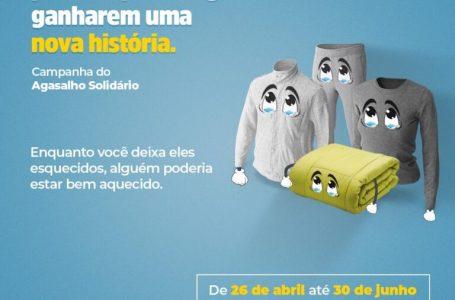 AGASALHO SOLIDÁRIO | GDF dá início a campanha de arrecadação de doações para ajudar quem mais precisa