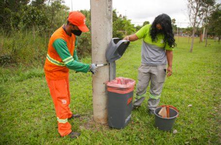 NOVAS LIXEIRAS | GDF pede à população para indicar locais para instalar os equipamentos