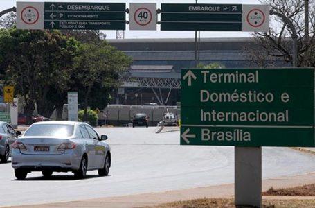 MAIS SEGURANÇA E AGILIDADE | A partir de amanhã (5), Detran vai fiscalizar vias do Aeroporto de Brasília por videomonitoramento