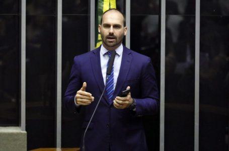ARQUIVAMENTO DE PROCESSO | Relator pede ao Conselho de Ética da Câmara que Eduardo Bolsonaro não seja punido por incitar o AI-5
