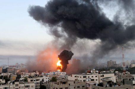 GUERRA SEM FIM | Israel bombardeia Gaza e diz que foi para conter militantes palestinos