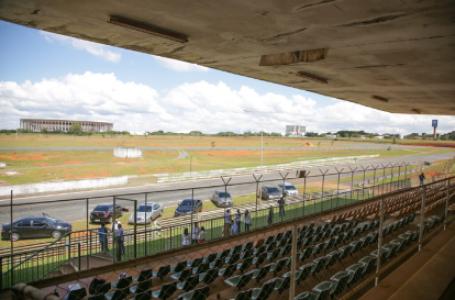 DE VOLTA AO CIRCUITO NACIONAL | Ibaneis anuncia reforma do Autódromo de Brasília