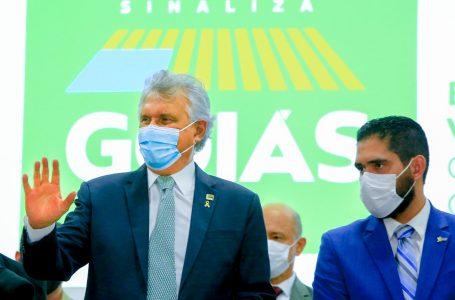 PRIMEIRA ETAPA | Sinaliza Goiás chega a 16 cidades do Entorno do DF