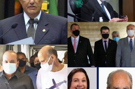 O FINO DA POLÍTICA | As movimentações dos bastidores da política brasiliense e do Brasil