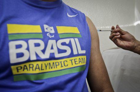 IMUNIZADOS PARA VENCER | Atletas e paratletas brasilienses que irão representar o Brasil nas Olimpíadas de Tóquio são vacinados contra Covid-19
