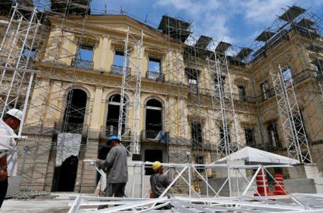 AINDA SE RECUPERANDO | Museu Nacional precisa de doações para recompor acervo após incêndio