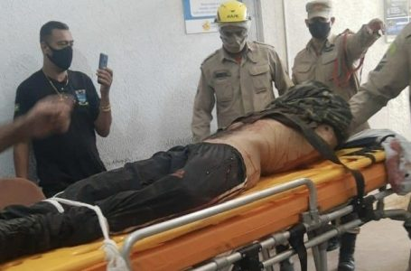 CHEGOU AO FIM | Após troca de tiros com policiais militares de Goiás, Lázaro Barbosa é morto