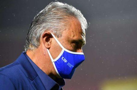 EM ROTA DE COLISÃO COM A CBF | Tite deve deixar a Seleção Brasileira após o jogo contra Paraguai
