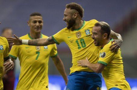 COPA AMÉRICA 2021 | Brasil estreia com vitória sobre a fraca Venezuela