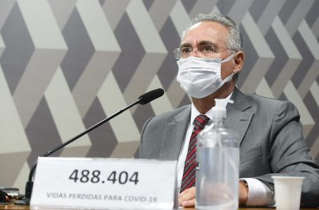 CPI DA COVID | Renan Calheiros provoca Bolsonaro por procurar antecipar entrega de vacinas da Pfizer
