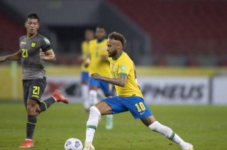 COPA AMÉRICA 2021   Já classificado, Brasil enfrenta Equador neste domingo (27)