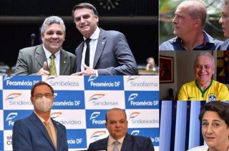 O FINO DA POLÍTICA | Fraga diz que Luis Miranda não fica no DEM