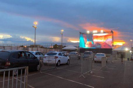 CINE DRIVE IN NAS CIDADES | Sessões gratuitas de cinema vão passar por cidades do DF até o final de julho