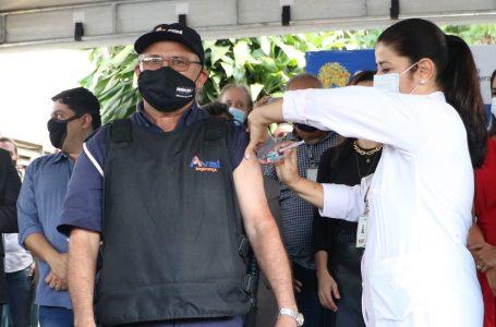 PRÓXIMOS DA FILA | Vigilantes vão ser vacinados contra a Covid-19