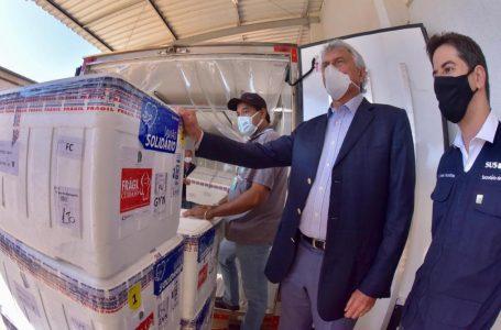 ATÉ SETEMBRO   Caiado quer vacinar toda a população de Goiás acima dos 18 anos