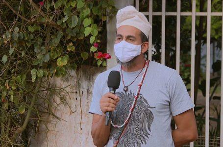 BUSCAS SEM AUTORIZAÇÃO   Líderes de religiões de matrizes africanas de Águas Lindas (GO) denunciam invasão de terreiros por policiais a procura de Lázaro