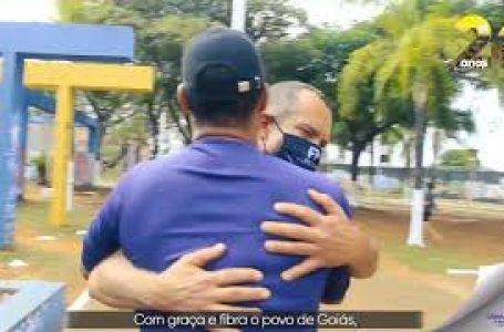 VALPARAÍSO DE GOIÁS   Vídeo produzido pela Câmara Municipal homenageia os 26 anos da cidade