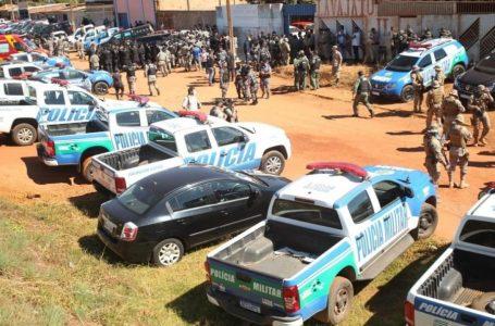 NO 10º DIA DE FUGA | Lázaro Barbosa continua desafiando forças policiais do DF e Goiás e segue solto na mata