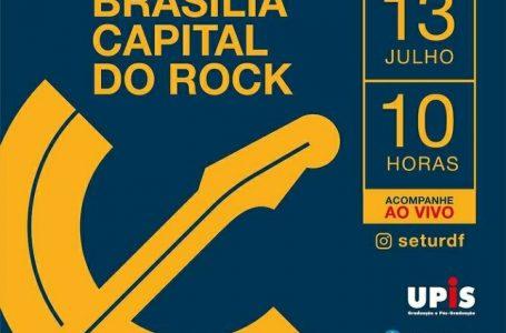 CAPITAL DO ROCK | Brasília ganha roteiro turístico de bandas e placa comemorativa