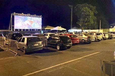 DRIVE IN NAS CIDADES | Circuito chega a Santa Maria neste fim de semana